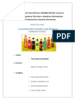 P-2 Analisis de Gaseosas