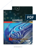 GAMBAS Programación Visual con Software Libre