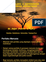 11.Aspek Perilaku & Kepribadian, Kuliah, Dr. Jojor