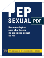 Recomendacoes para abordagem da exposicao sexual ao HIV - PEP Sexual.pdf