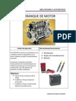 Arrancar El Motor