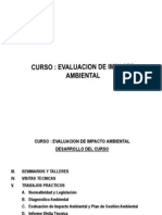 IMPACTO AMBIENTAL-Introduccion 2013pre Grado