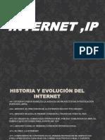 Internet Ip