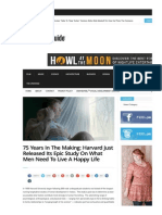75 Years in the Making_ Harvard Just Released Its Epic Study on What Men Need to Live a Happy Life _ FEELguide _ Film, Music, Design, Science, Style, Psychology, And More