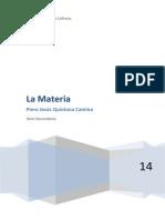 La Materia - Monografía1