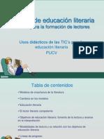 Ppt_1_Modelo_de_educación literaria