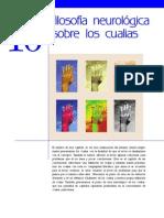 16. Filosofía neurológica sobre cualias (29 págs.).pdf