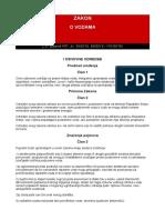 Zakon o vodama-Sl.glasnik RS,br.30-2010, 93-2012 i 101-2016