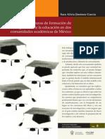 Comunicadades de Investigadores Mexico