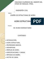 Estructuras de Acero 01