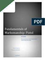 Fundamentals of Pistol Marksmanship