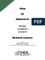 Richard Lazarus - Além do Impossível