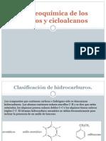 Alcano y Cicloalcanos