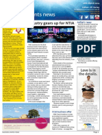 Business Events News for Wed 26 Mar 2014 - Industry gears up for NTIA, Whitsundays\' business boom, Expansion for MCEC?, Meeting in the Middle East and much more