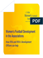 11 Womens Football Development in the Ssociations 55029