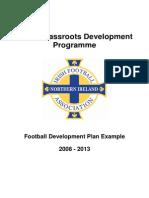 Club Development Plan