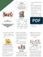 Leaflet Peran Keluarga