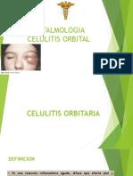 Exposicion Oftalmologia Celulitis Orbital