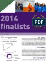 finalists 2014 sia