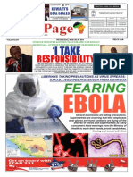 Wednesday, March 26, 2014 Edition