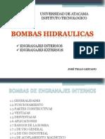 Bombas Hidraulicas (Engranajes Int. y Ext.)