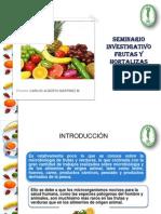 Seminario de Fruta}