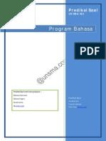 Prediksi Un Sma Bahasa 2014