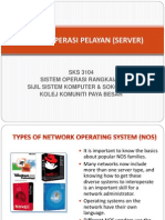 1.2 Server Operating System