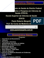 Bioestatistica Basica - Paulo Margotto