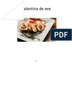 Recetas Curso de Cocina