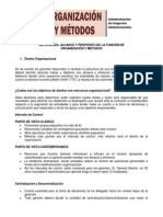03-Organigramas y Metodologia Para El Desarrollo de Estudios Organizacionales