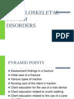 123610586 Musculoskeletal Disorders