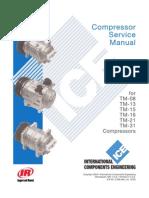 Ice Compressor Complete Service Manual