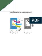 Inyectar Tinta Impresora Hp