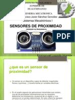 Sensor de Proximidad (Ultrasonico) Emmanuel Lozada Monroy