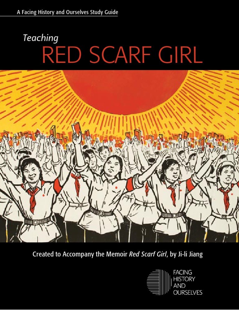 what are the four olds in red scarf girl