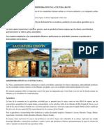 Administracion en La Cultura de Chavin de Huantar