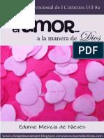 El Amor a La Manera de Dios Feb 2013