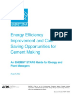 ENERGY STAR Guide for the Cement Industry 28-08-2013 Final
