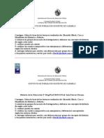 Consigna 1 Historia de la Educación 3º Mag 20 3 13
