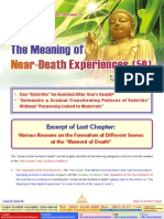 Lake of Lotus (50)-The Profound Abstruseness of Life and Death-The Meaning of Near-Death Experiences (50)-By Vajra Master Pema Lhadren-Dudjom Buddhist Association