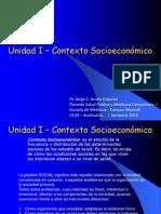 Contexto Socioeconómico  29-01-2013