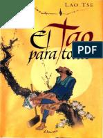El Tao Para Todos - Lao Tse - Edit Devas, 2005