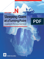 IRAN; Sleeping Giant at a Turning Point