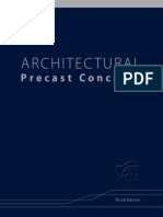 PCI Architectural Precast Concrete Design Manual