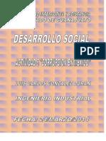 Actividad 5 Desarrollo Social