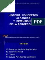 III Agroecologia