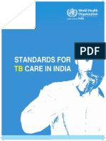Standards for TB Care in India | 2014