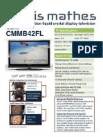 New CM 42 Spec Sheet NC