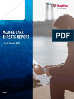 McAfee Threat Report